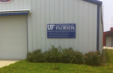 University of Florida Research Center - 2010